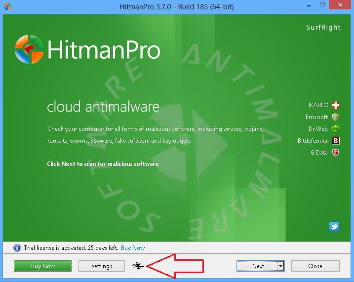 HitmanPro.Kickstart