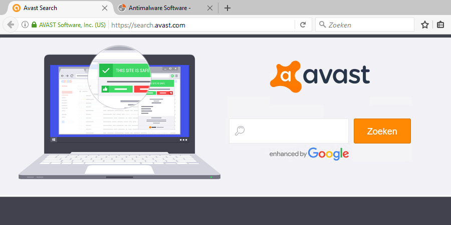 Avast Search verwijderen