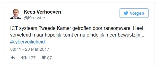 Kees Verhoeven D66